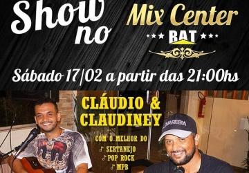 Show Cláudio e Claudiney